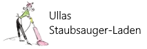 Ullas Staubsauger-Laden Logo